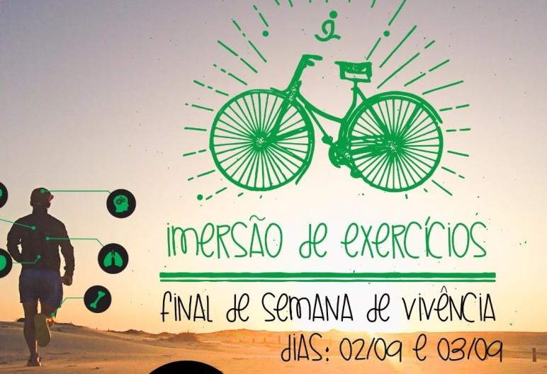 imersao de exercicio